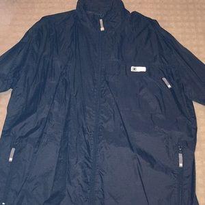 DC wind breaker jacket xl